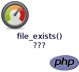 file_exists()