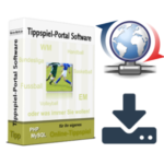 Tippspiel-Box, Download- und Update-Icon