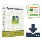 Tippspiel-Box, Lizenz- und Download-Icon