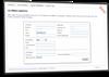 Registrierungformular für Affiliates