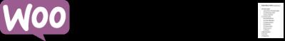 WooCommerce-Logo und Screenshot meiner Anforderungsliste
