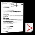 Screenshot Handelsregisterauszug und PDF-Icon