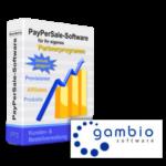 Affiliate-Programm als Modul für Gambio-Onlineshops verfügbar