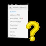 Antworten auf häufig gestellte Fragen zum Affiliate-Modul für Gambio