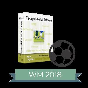 Tippspiel-Box, Fußball-WM 2018