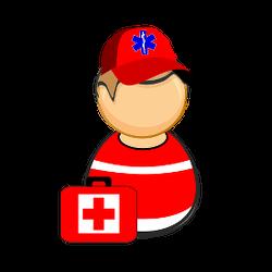 Medizinischer Helfer