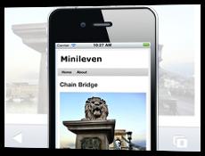 Screenshot Theme Minileven