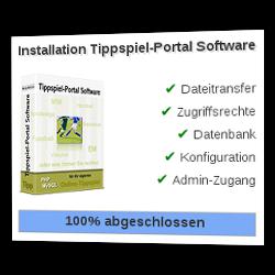 Installation der Tippspiel-Portal Software