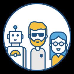 Automatische Tippabgabe durch Roboter