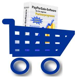 Shopping-Cart mit Affiliate-Software