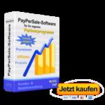 Partnerprogramm-Schnittstelle für PayPal-Buttons als Erweiterung der PayPerSale-Software