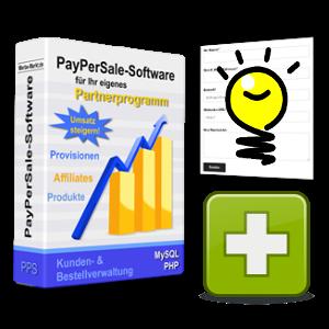 Idee zur Erweiterung der PayPerSale-Software einreichen