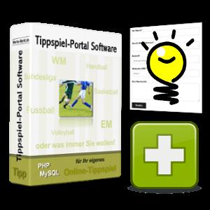 Neue Funktion als Erweiterung der Tippspiel-Portal Software vorschlagen