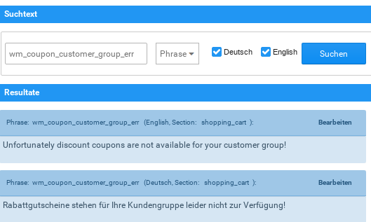 Suchtext wm_coupon_customer_group_err & Resultate