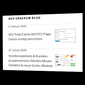 Werbe-Markt.de: Ergonomie und Benutzerfreundlichkeit verbessern