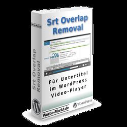 Srt Overlap Removal: Für Untertitel im WordPress Video-Player