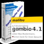 Exit-Seiten personalisieren in Gambio 4.1