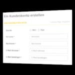 Gambio SEO: Registrierungsseite optimieren oder nicht indexieren