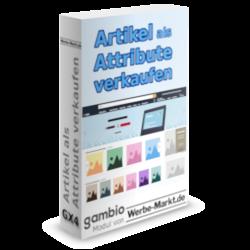 Artikel als Attribute verkaufen - Gambio-Modul von Werbe-Markt.de